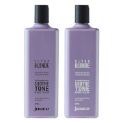 Juuce Ultra Blonde Shampoo and Conditioner Duo