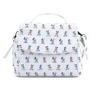 Loungefly Disney Mickey Mouse Pastel Aop Poses Cross Body Bag