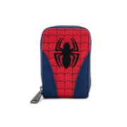 Loungefly Marvel Spiderman Classic Cosplay Accordian Cardholder