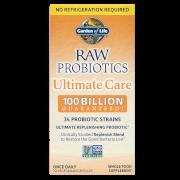 Raw Mikrobiom Ultimative Versorgung - 30 Kapseln