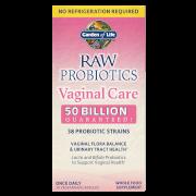 Raw Microbiome Vaginale Verzorging - 30 capsules