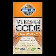 Vitamin Code Raw Vitamin C 純天然維生素C - 60粒膠囊