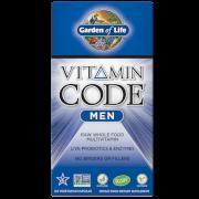 Vitamin Code Hommes - 120 Capsules