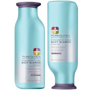 Pureology Strength Cure Blonde Shampoo and Conditioner Duo