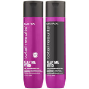 Matrix Total Results Keep me Vivid Shampoo and Conditioner
