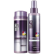 Pureology Colour Fanatic Mask and Treatment Spray Duo