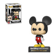Figura Funko Pop! - Mickey Mouse Actual - Disney: Archives