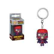 Marvel - Magneto Zombie Portachiavi Pocket Pop!