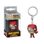 Marvel Zombies Deadpool Funko Pop! Keychain