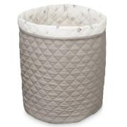 Cam Cam Quilted Storage Basket - Large - Hazel