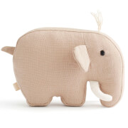 Kids Concept Linen Soft Toy - Mammoth