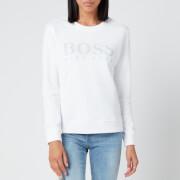 BOSS Women's Tagrace Sweatshirt - White