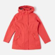 Barbour Girls' Promenade Jacket - Coral
