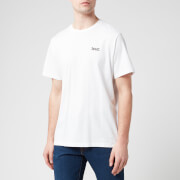 Levi's Men's 2 Horse Logo T-Shirt - White