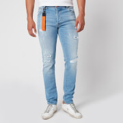 Tramarossa Men's Lenny 2020 Ripped Jeans - Blue