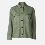 Whistles Women's Ultimate Utility Jacket - Khaki