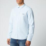 HUGO Men's Evart Shirt - Light Blue
