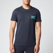 BOSS Men's T-Shirt Rn 24 - Dark Blue