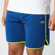 BOSS Men's Mix & Match Shorts - Medium Blue