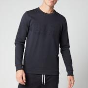BOSS Men's Heritage Sweatshirt - Open Blue