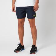BOSS Men's Starfish Swim Shorts - Navy