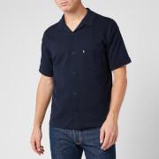 BOSS Men's Avino Shirt - Dark Blue