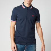 BOSS Men's Paddy Polo Shirt - Navy