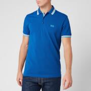 BOSS Men's Paddy Polo Shirt - Open Blue