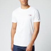 Tommy Jeans Men's Chest Logo T-Shirt - White