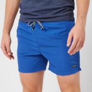 Superdry Men's Edit Swim Shorts - Vivid Cobalt