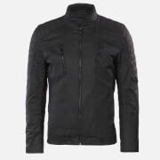 Superdry Men's Carbon Biker Jacket - Black
