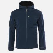 Superdry Men's Hooded Stretch Softshell Jacket - Navy