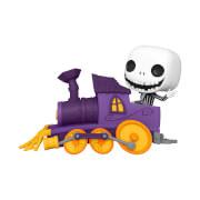 Nightmare Before Christmas - Jack in Train Engine Pop Train Deluxe