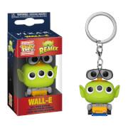 Disney Pixar Alien as Wall-E Pop! Portachiavi
