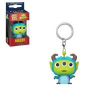 Disney Pixar Alien as Sulley Funko Pop! Keychain