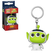 Disney Pixar Alien as Eve Funko Pop! Keychain