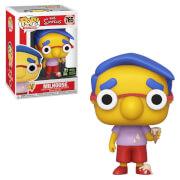 Figura Funko Pop! Exclusivo ECCC20 - Milhouse - Los Simpsons