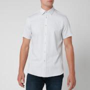 Ted Baker Men's Windo Textured Shirt - White