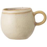 Bloomingville April Mug - 275ml - Cream
