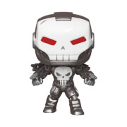PX Previews EXC Marvel Punisher War Machine Pop! Vinyl Figure