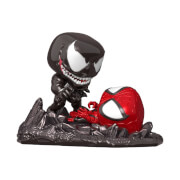 PX Previews EXC Marvel Spider-Man vs Venom Pop! Comic Moment