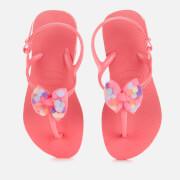 Havaianas Kids' Freedom Sl Pompom Flip Flops - Pink Porcelain