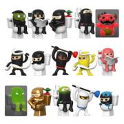 Paka Paka - Toilet Ninjas Mystery Figur