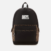 Superdry Women's Block Edition Montana Backpack - Animal Print