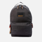 Superdry Men's Hollow Montana Backpack - Black Marl