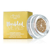 Ciaté London Marbled Metals Eye Shadow - Eclipse 4g