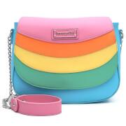 Loungefly Pride Rainbow Crossbody Bag
