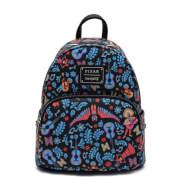 Loungefly Disney Coco Aop Dia De Los Muertos Mini Backpack