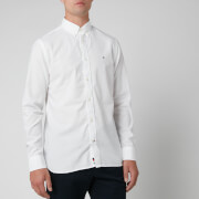 Tommy Hilfiger Men's Oxford Shirt - White