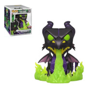 Disney Sleeping Beauty Maleficent Dragon GITD 6-Inch EXC Funko Pop! Vinyl